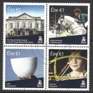New Issue Ireland Stamps