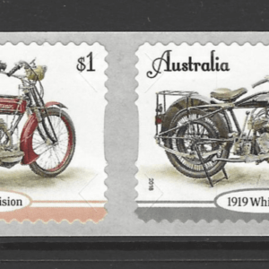 New Issue Self Adhesive, Australia Stamps