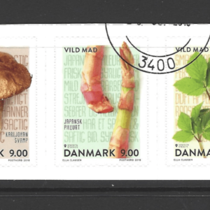 New Issue, Denmark Stamps