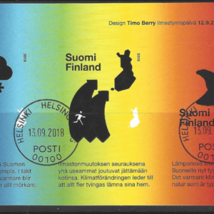 New Issue Finland Stamps