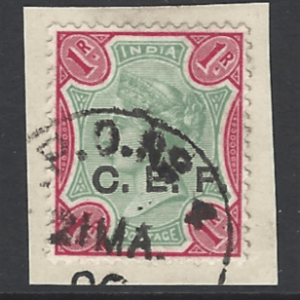 SG C10 China Expeditionary Force, India Stamps