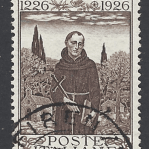 SG 196. Italy Stamps
