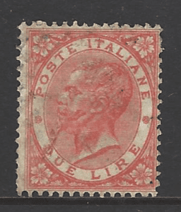 SG 16. Italy Stamps