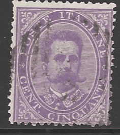 SG 36. Italy Stamps
