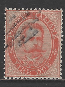 SG 37. Italy Stamps