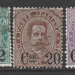 SG 59. Italy Stamps