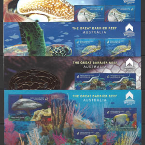 SG New Issue Macao Show. Australia Stamps