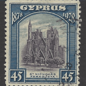 SG 131. Cyprus Stamps
