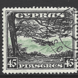 SG 143. Cyprus Stamps