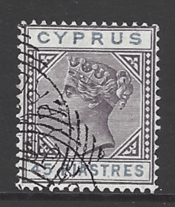 SG 49. Cyprus Stamps