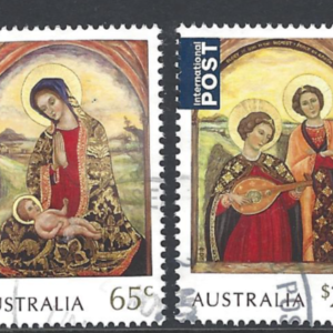 SG New Issue, Christmas 2018. Australia Stamps