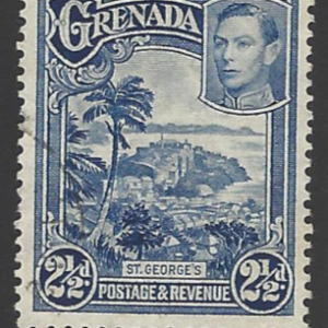SG 157a. Perf 12.5 x 13.5. Grenada Stamps