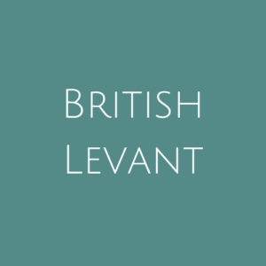 British Levant fine Used Stamps