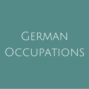 German Occupations fine Used Stamps