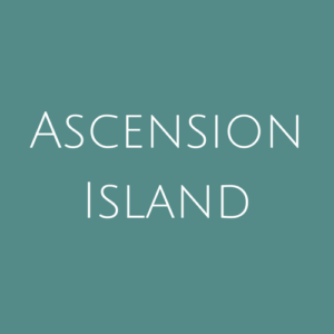 Ascension Island fine Used Stamps