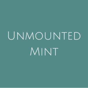 Unmounted Mint Stamps