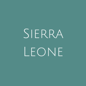 Sierra Leone fine Used Stamps