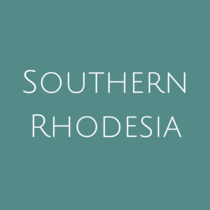 Southern Rhodesia fine Used Stamps