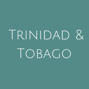 Trinidad & Tobago fine Used Stamps