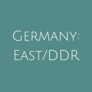 Germany: East/DDR fine Used Stamps