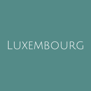 Luxembourg fine Used Stamps
