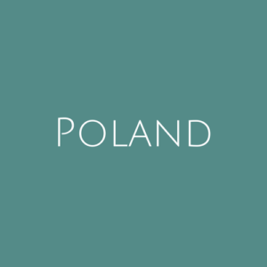 Poland fine Used Stamps