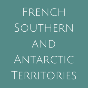 French Southern and Antarctic Territories fine Used Stamps