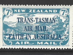 SG 554. Mounted Mint. New Zealand Stamps