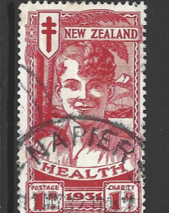SG 546. New Zealand Stamps