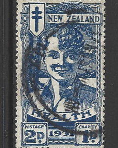 SG 547. New Zealand Stamps