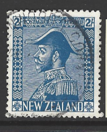SG 469. New Zealand Stamps