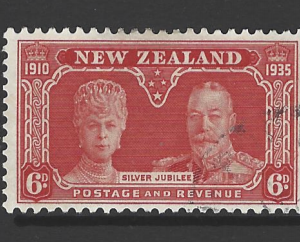 SG 575. New Zealand Stamps