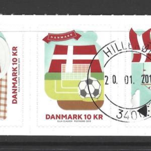 SG New Issue, Flags. Denmark