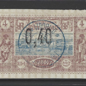 SG 106. French Colonies Stamp