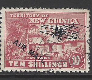 SG 148. New Guinea Stamps