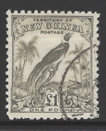 SG 189. New Guinea Stamps