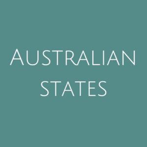 Australian States fine Used Stamps