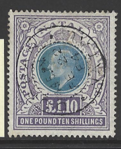 SG Natal 143, South Africa stamp