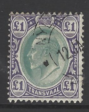 SG Transvaal 258, South Africa stamp