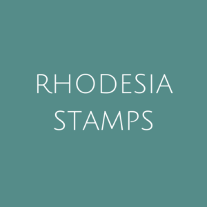 Rhodesia fine Used Stamps