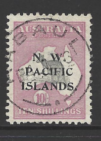 SG 84, New Guinea Stamp