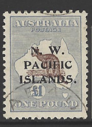 SG 85, New Guinea Stamp