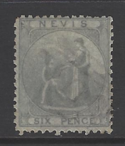 Nevis, SG3 Stamp. St.Kitts-Nevis Stamps