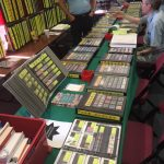 Robstine Stamps at The Potters Bar Fair. September 2019