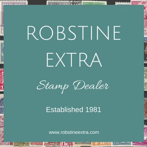Robstine Extra Stamp Dealer, Fine Used Stamps, British Commonwealth Stamps, European Stamps,