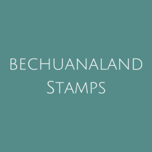 Bechuanaland fine Used Stamps