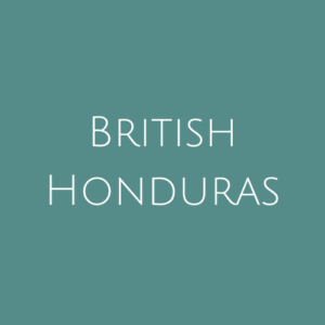 British Honduras fine Used Stamps