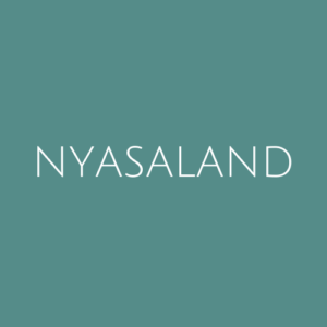 Nyasaland fine Used Stamps