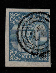 Norway, SG 1, Fine Used,