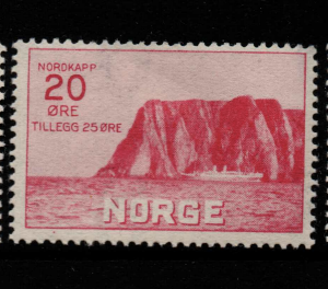 Norway, SG 223-225, Fine Used,